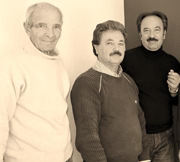 Guido Galfetti | Cosimo und Quintino Astore